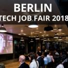 Berlin Tech Job Fair Autumn 2018