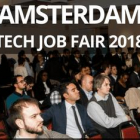 Amsterdam Tech Job Fair Autumn 2018