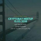 Blockchain&Crypto meetup with Special Guest George, CEO & Fo