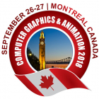 5th Computer Graphics, Animation and Game Design Canada 2018