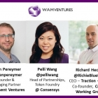 WAMVentures Forum: Blockchain + Crypto Markets