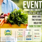 18th July: Future of Farm to Fork Event in Gurgaon
