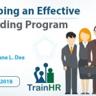 Developing an Effective Onboarding Program