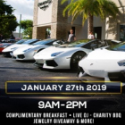 Diamonds & Donuts 2019 Kick Off Car Show!