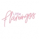 Little flamingos
