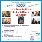 Swasth Bharat Surkshit Bharat