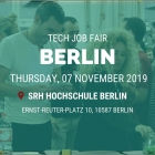 BERLIN TECH JOB FAIR AUTUMN 2019