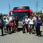 Sewa Bus Jogja Happy Bus