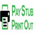 Pay Stub Print Out - Pay Stub USA