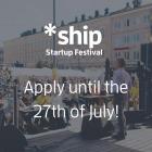 *ship Startup Festival 2020
