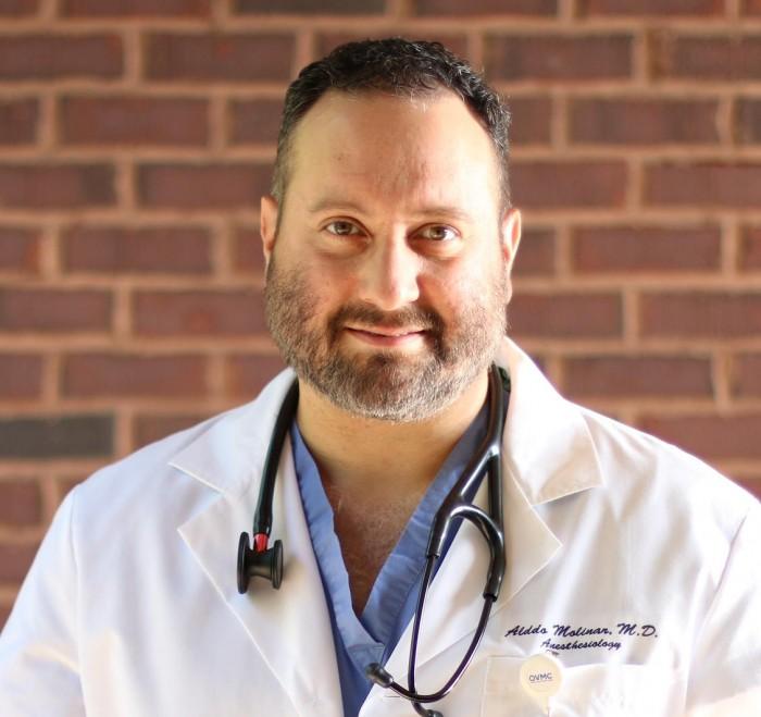 Dr. Alddo Molinar