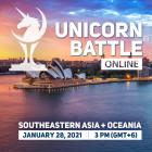 245 Unicorn Battle in Southeastern Asia+Oceania, Jan 28